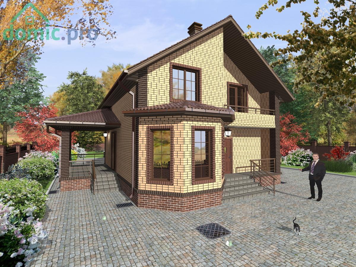 Проект дома из керамзитобетона с мансардой майнкрафт цветной бетон